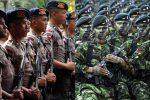 POLISI vs TNI