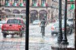 Mobil Saat Hujan