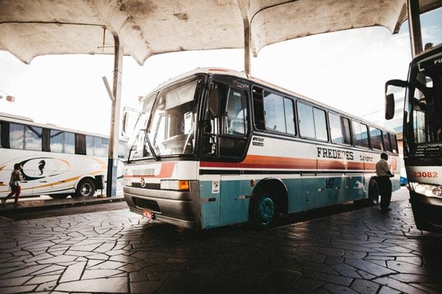 Foto rental bus